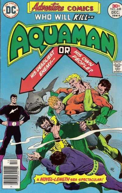 Adventure Comics #448