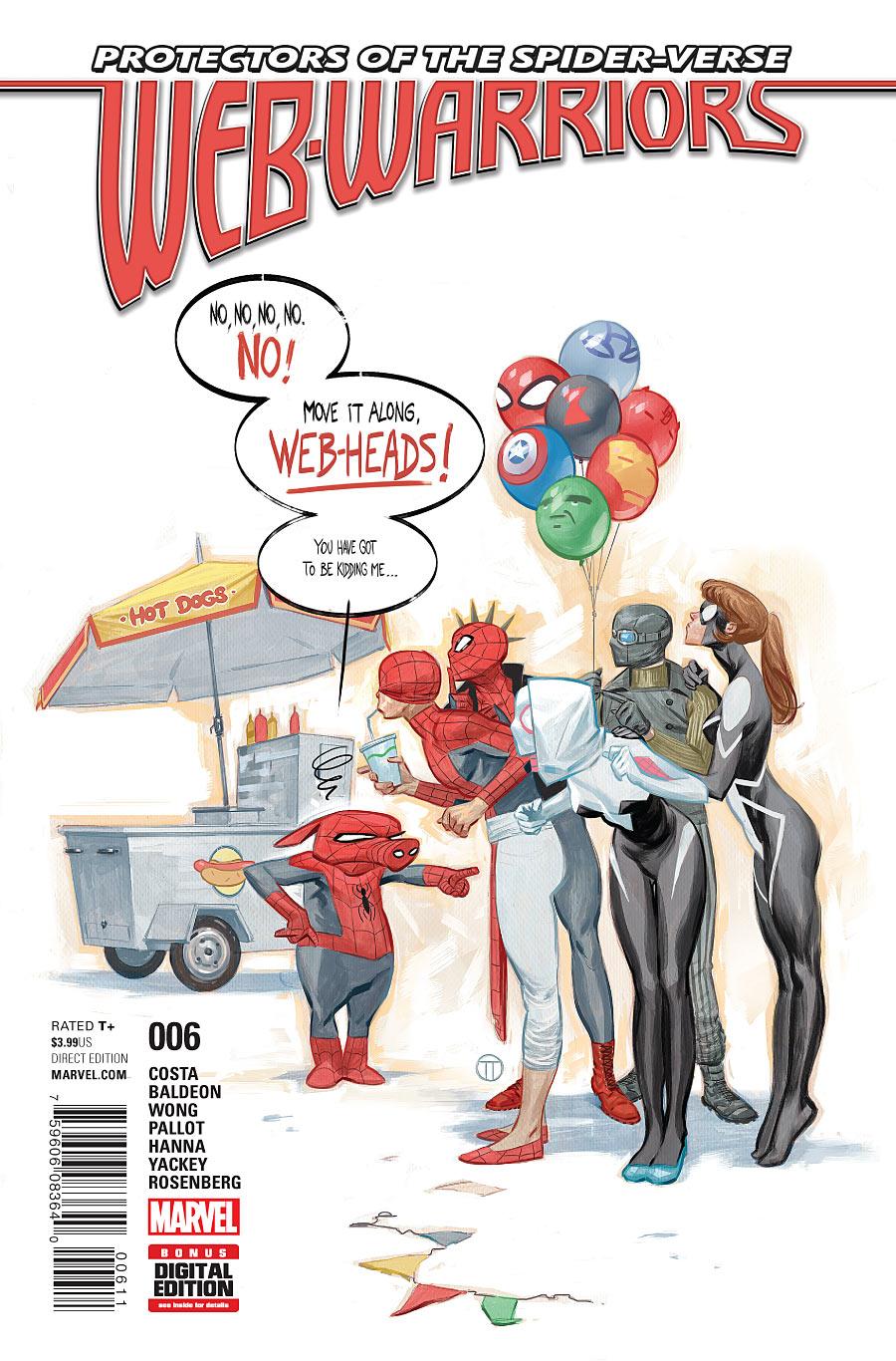 Web Warriors #6