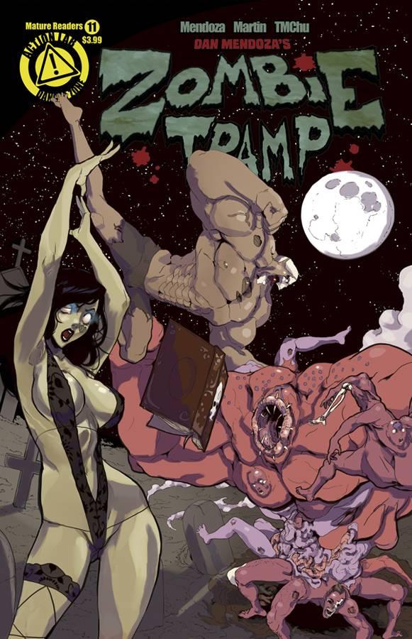 Zombie Tramp #11