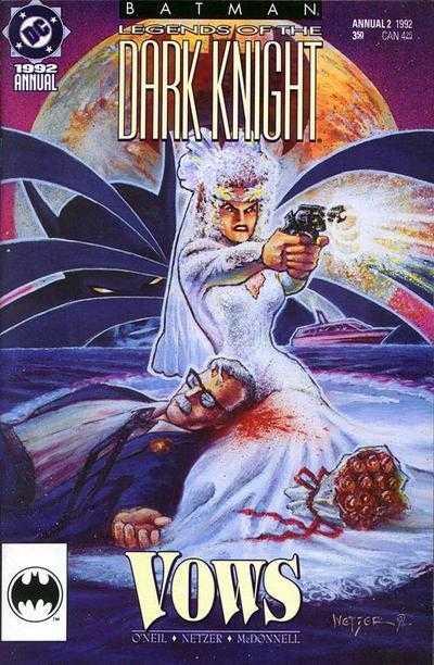 Batman: Legends of the Dark Knight Annual #2