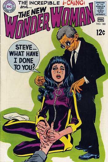 Wonder Woman #180