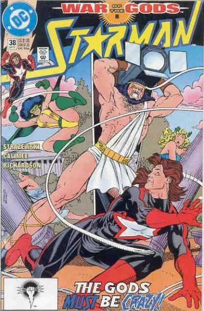 Starman #38