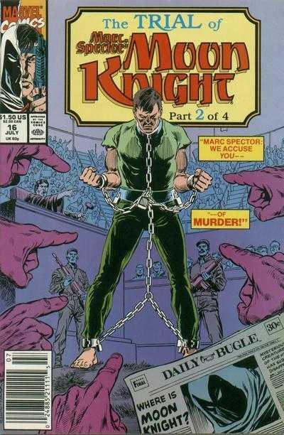 Marc Spector: Moon Knight #16