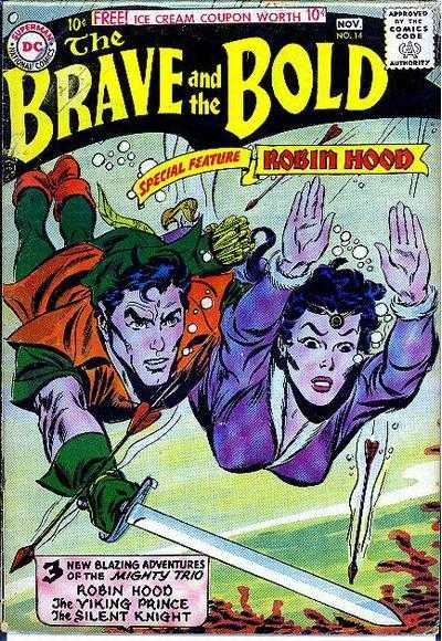 The Brave and the Bold #14