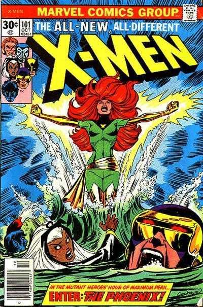 The X-Men #101