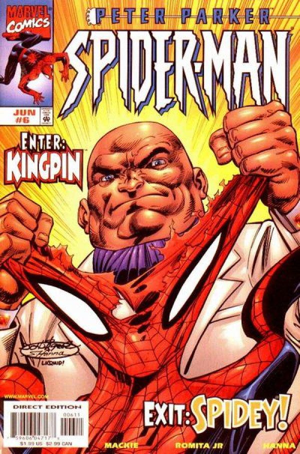 Peter Parker: Spider-Man #6