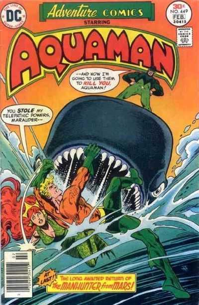 Adventure Comics #449