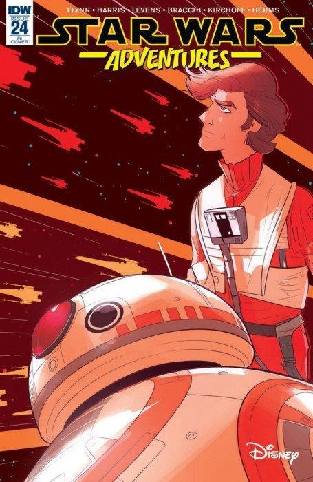 Star Wars Adventures #24