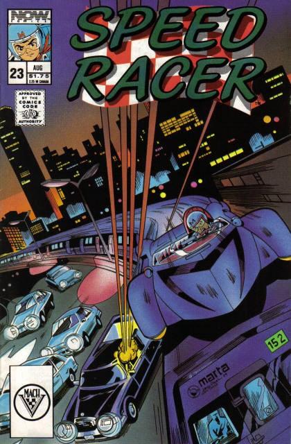 Speed Racer #23