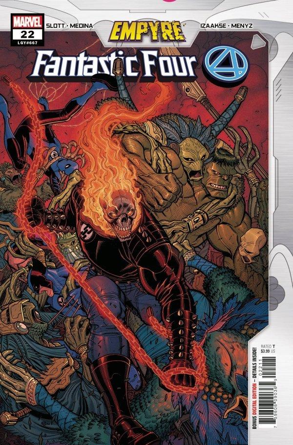Fantastic Four #22