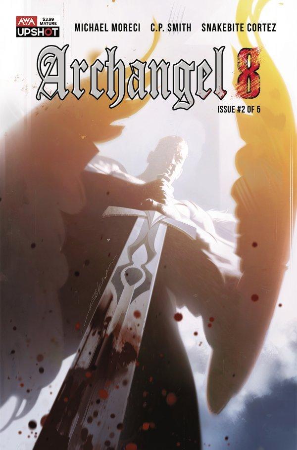 Archangel 8 #2