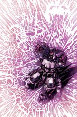 The Transformers: Megatron - Origin #3