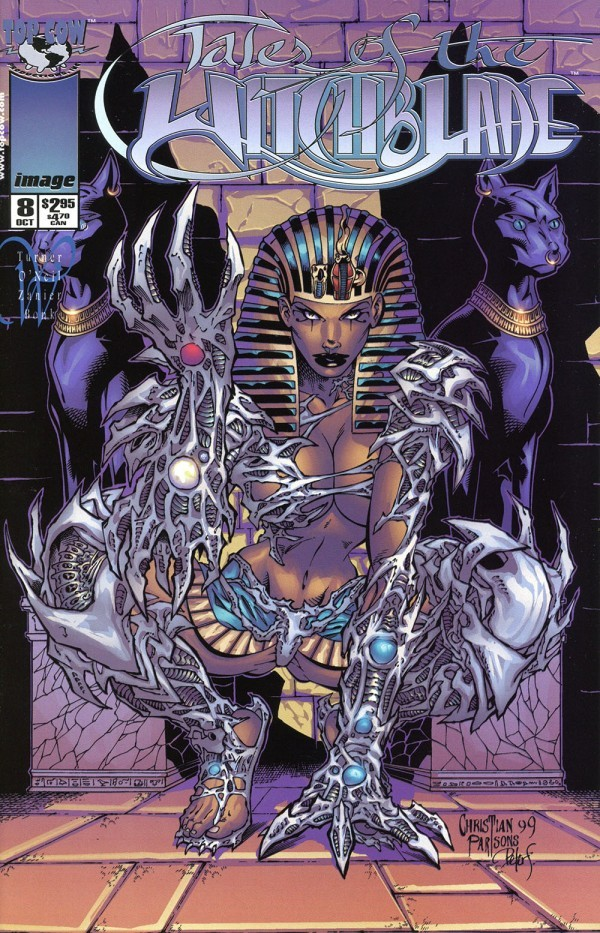 Tales of the Witchblade #8