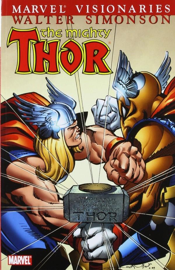 Thor Visionaries: Walter Simonson Vol. 1 TP 2nd Edtion