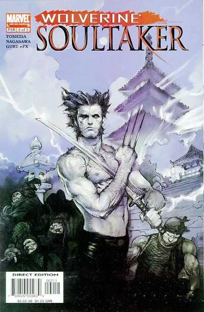 Wolverine: Soultaker #2
