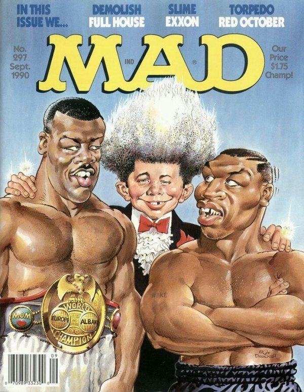 Mad Magazine #297