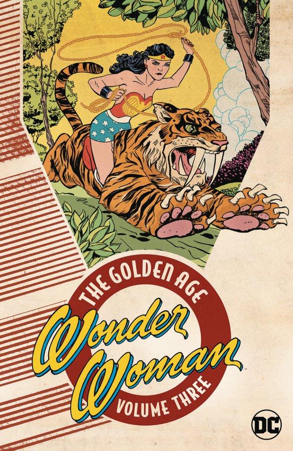 Wonder Woman: The Golden Age Vol. 3 TP