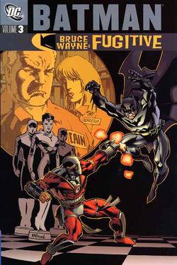 Batman: Bruce Wayne - Fugitive Vol. 3 TP