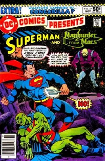 DC Comics Presents #27