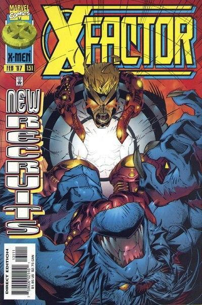 X-Factor #131