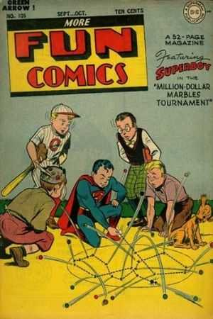 More Fun Comics #105