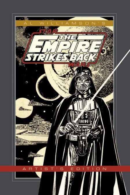 Al Williamson's Star Wars: Empire Strikes Back Artist's Edition HC