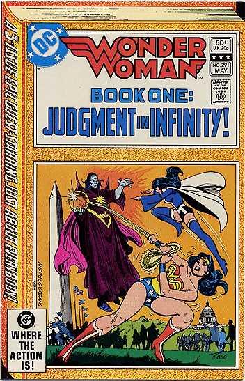 Wonder Woman #291