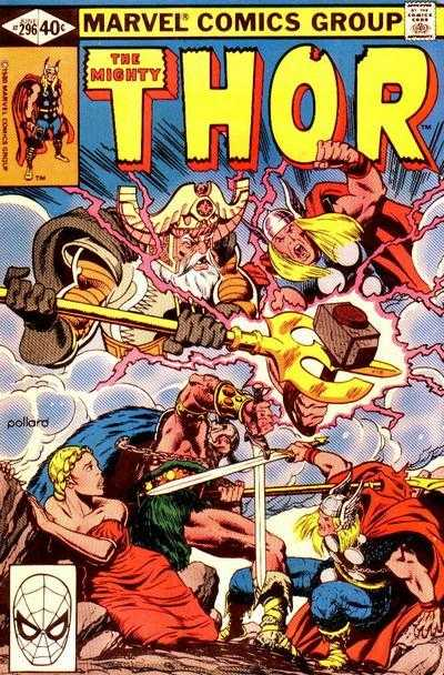 The Mighty Thor #296