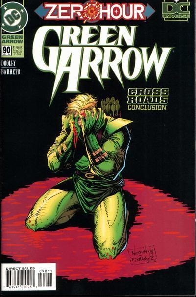 Green Arrow #90
