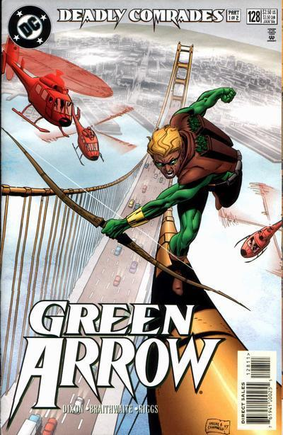 Green Arrow #128