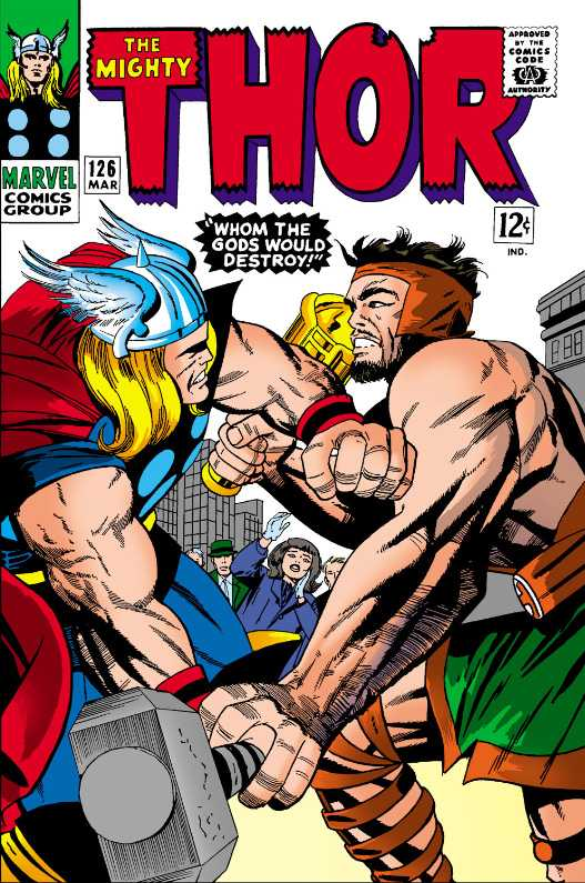 The Mighty Thor #126