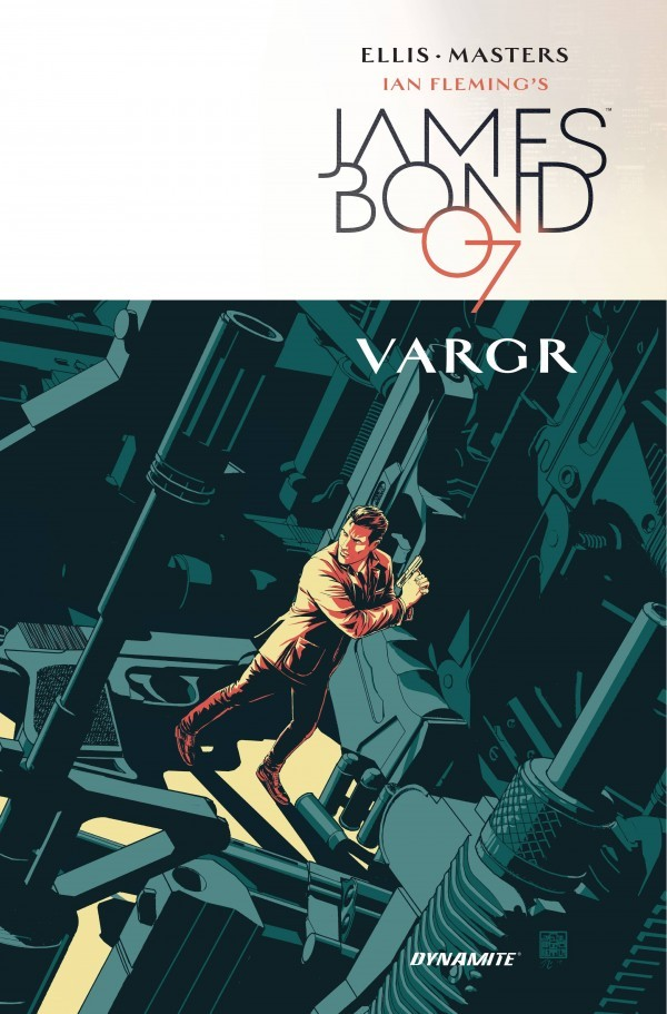 James Bond Vol. 1: Vargr HC