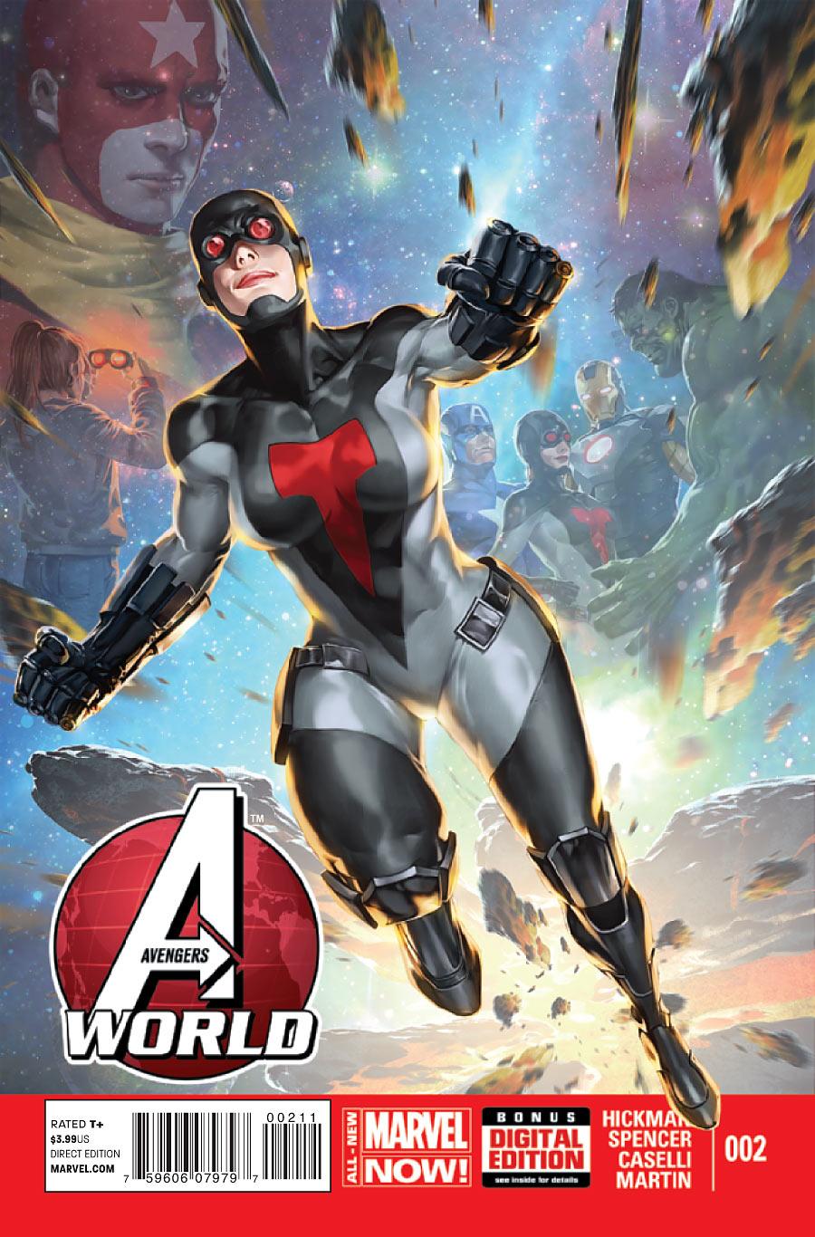 Avengers World #2