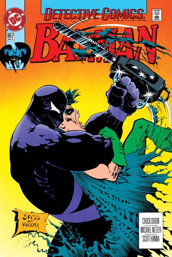 Detective Comics #657