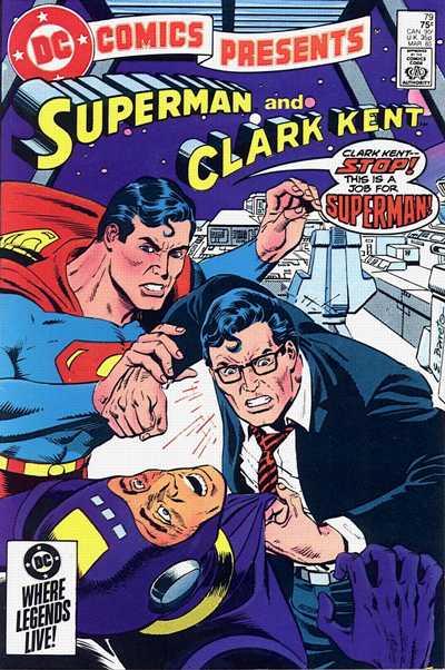 DC Comics Presents #79