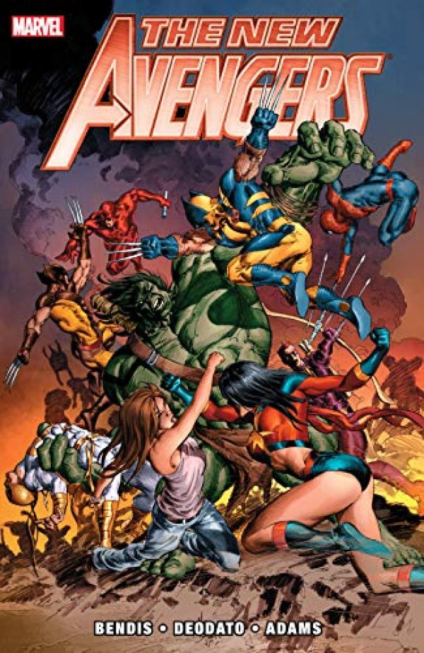 New Avengers By Brian Michael Bendis Vol. 3 HC