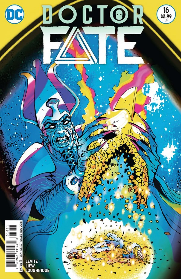Doctor Fate #16