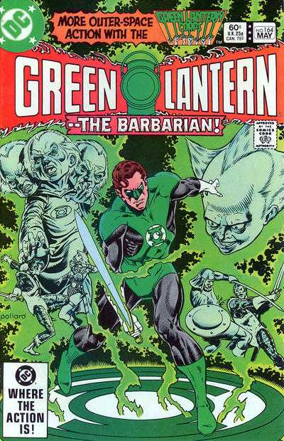 Green Lantern #164