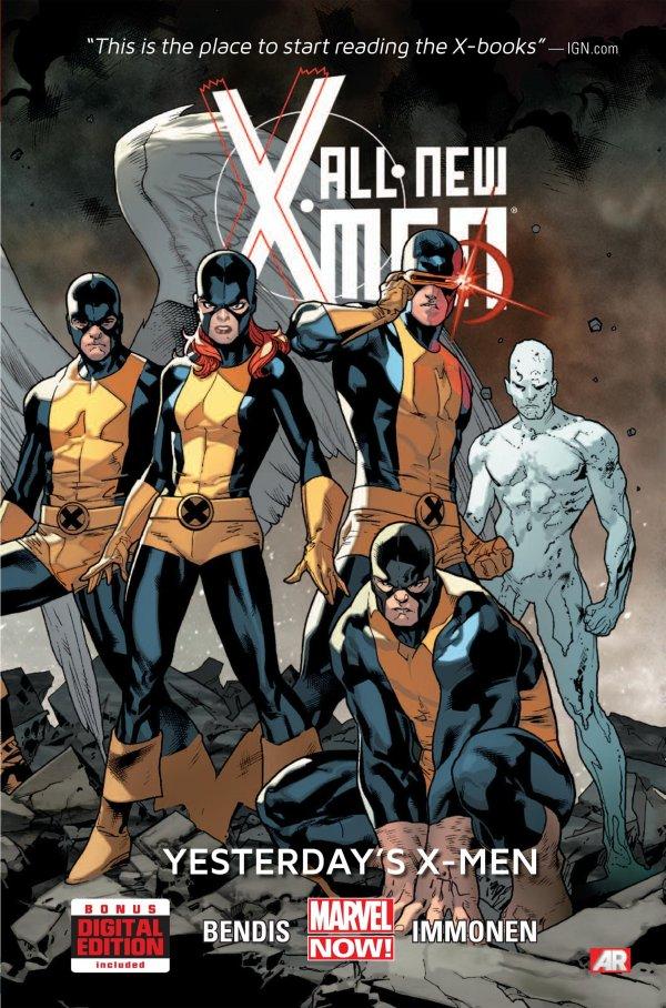 All-New X-Men Vol. 1: Yesterday's X-Men HC