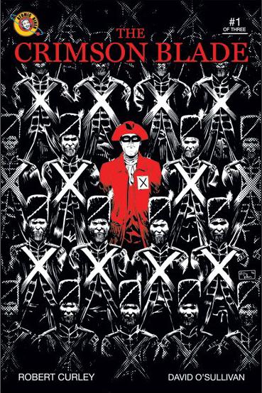 The Crimson Blade #1