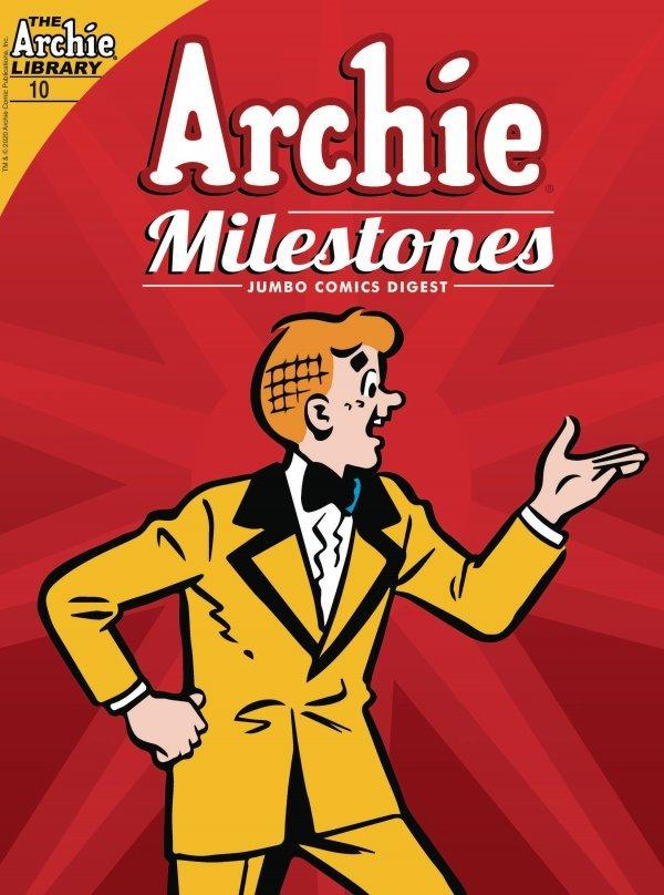 Archie Milestones Jumbo Comics Digest #10