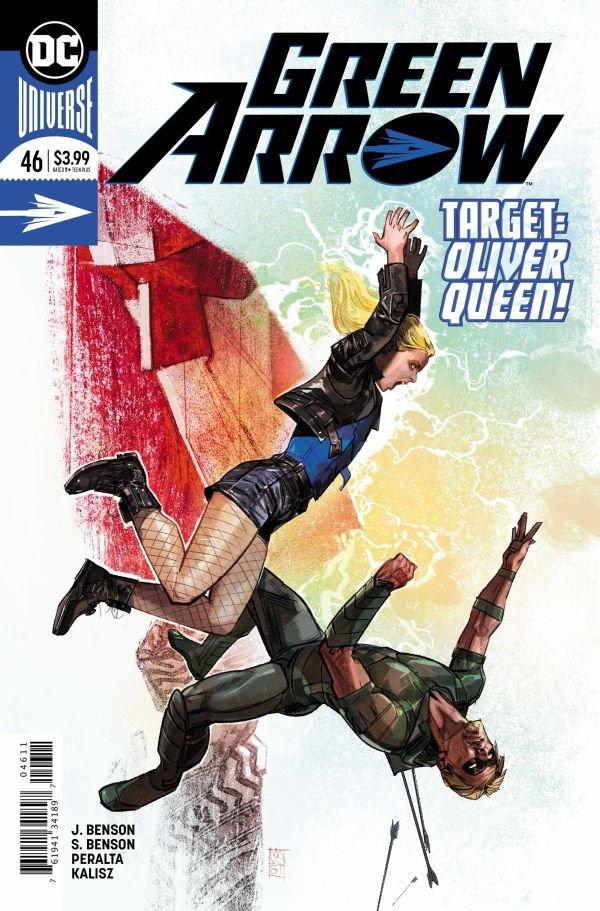 Green Arrow #46