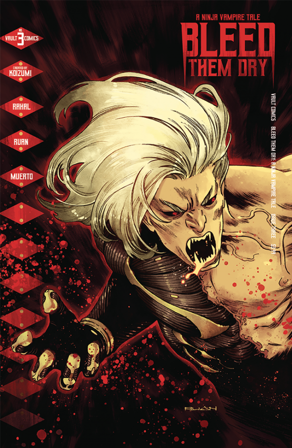 Bleed Them Dry #3 review