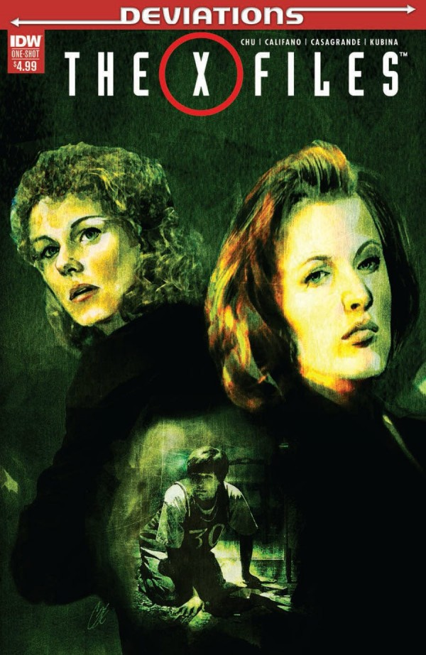 The X-Files: Deviations #1