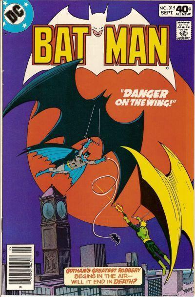 Batman #315
