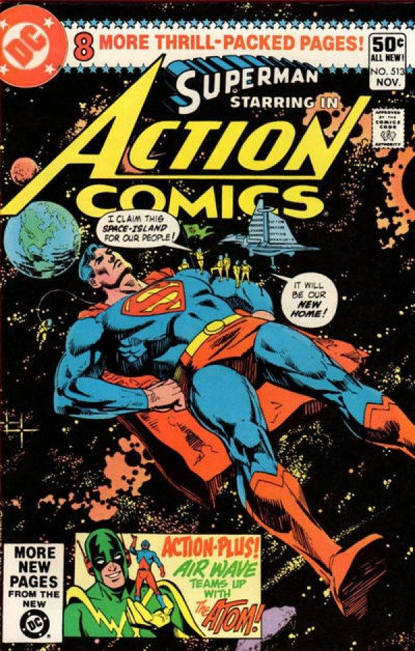 Action Comics #513