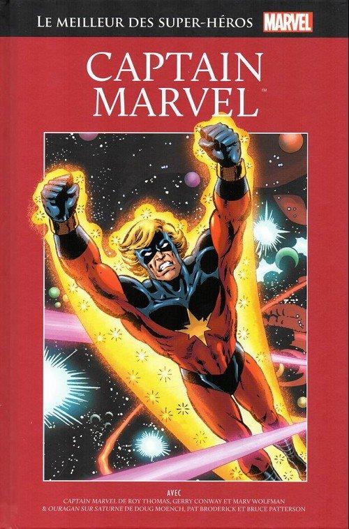 Le Meilleur des Super-Héros Marvel 25. Captain marvel