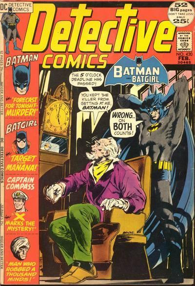 Detective Comics #420