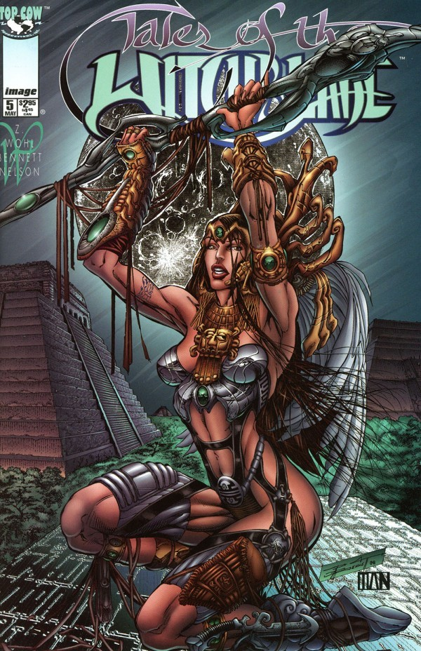 Tales of the Witchblade #5