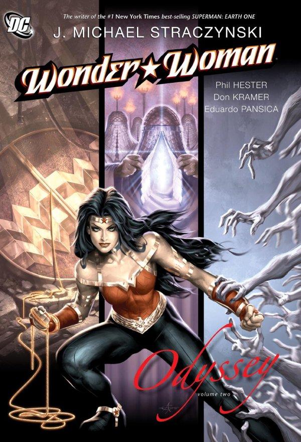 Wonder Woman Vol. 2: Odyssey HC
